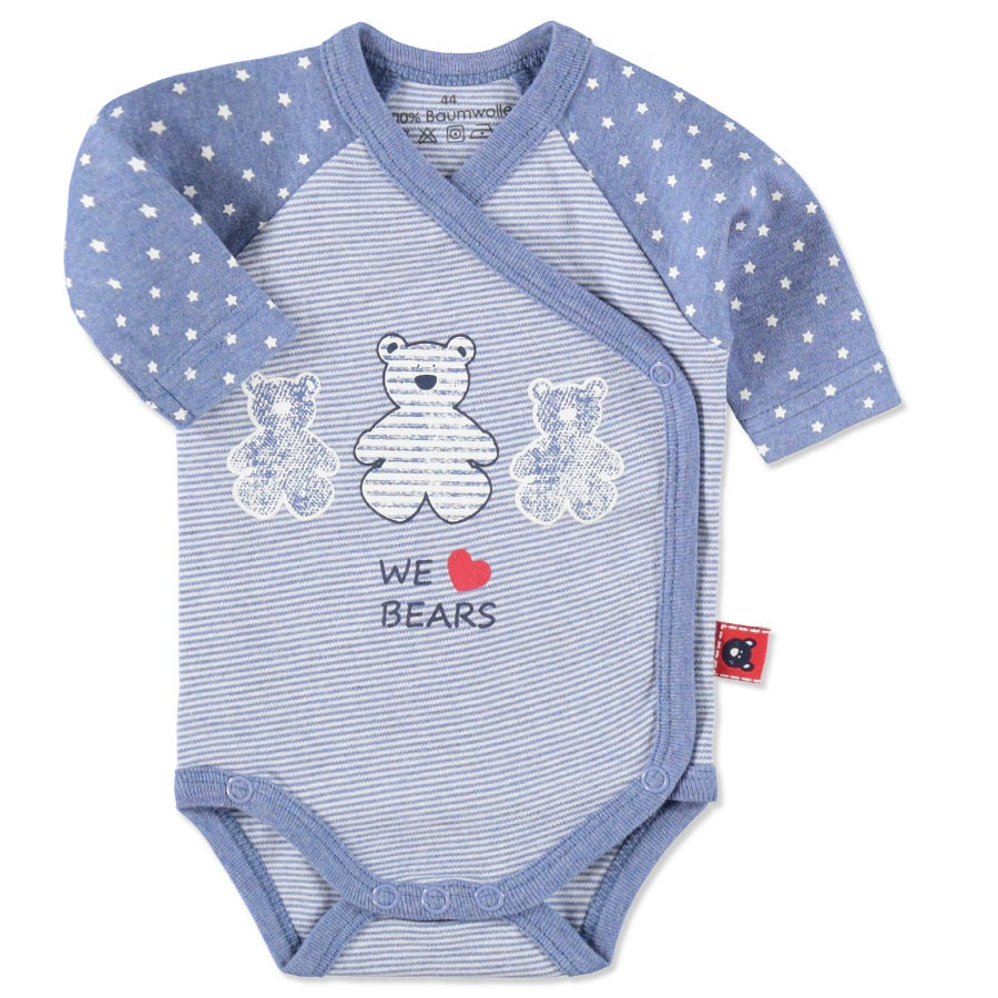 EBI & EBI  Baby Rompers California Blue