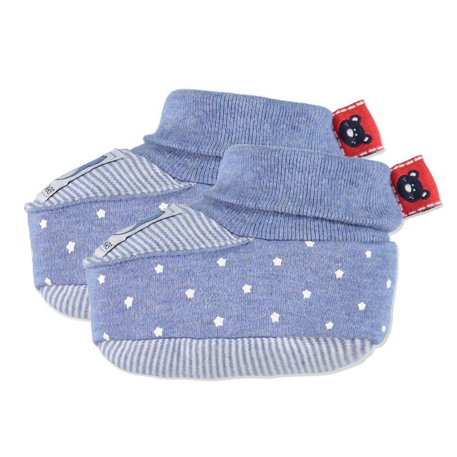 EBI BABY Baby Boty modré