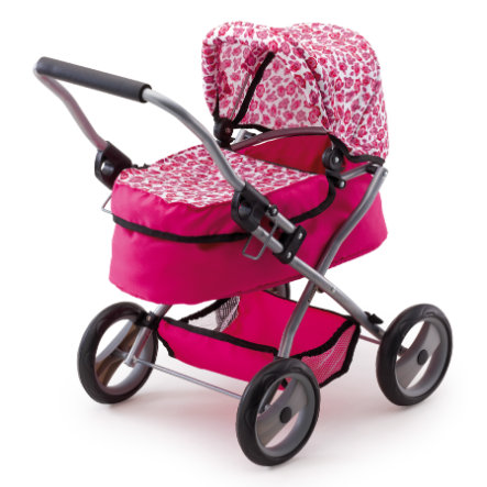 BAYER DESIGN Dockvagn My first Trendy, pink
