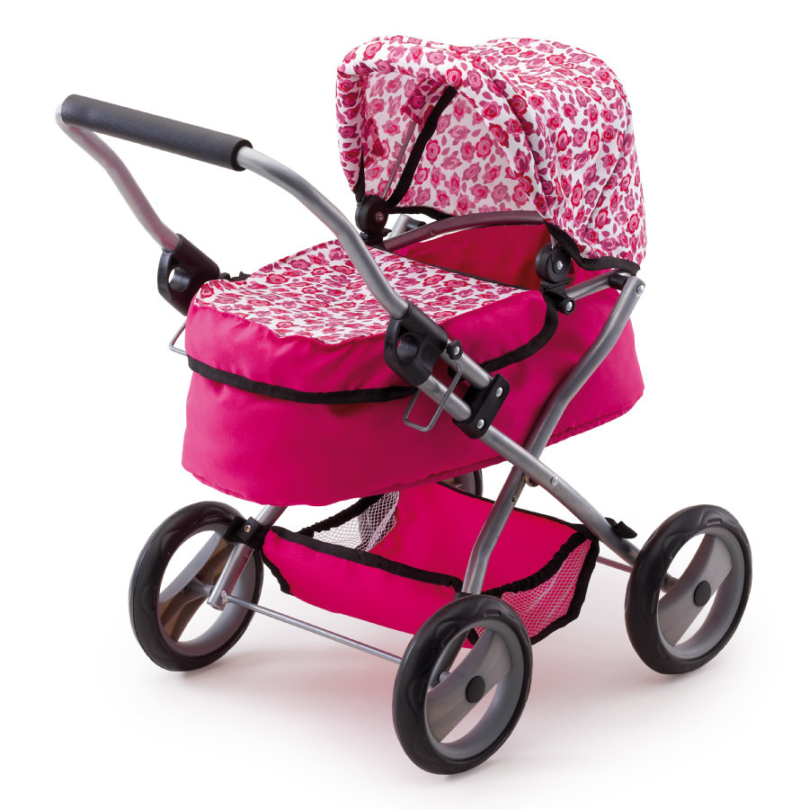 BAYER Design Poppenwagen My first Trendy, pink
