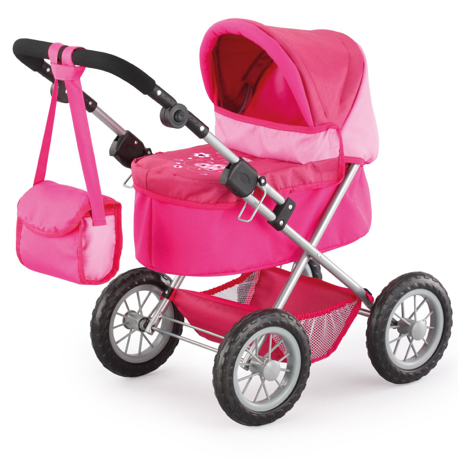 BAYER DESIGN Dockvagn Trendy, rosa