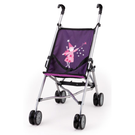 bayer Design Puppen-Buggy, lila 30112AA