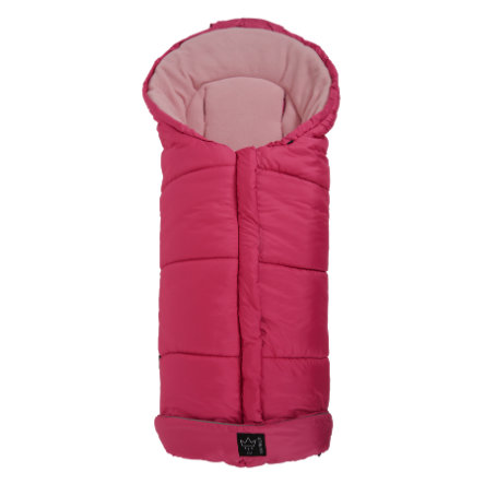 Kaiser Fußsack Iglu Thermo Fleece pink