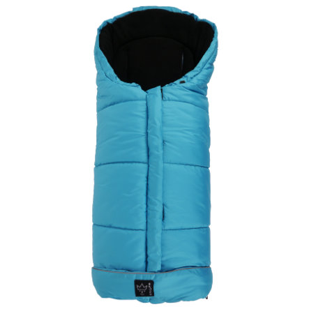 Kaiser Fußsack Iglu Thermo Fleece aqua