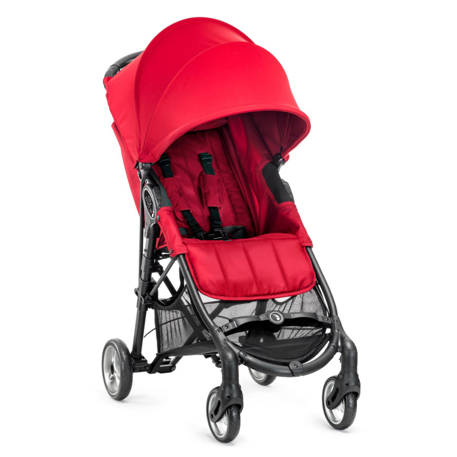 BABY JOGGER Matkarattaat City Mini Zip, Red