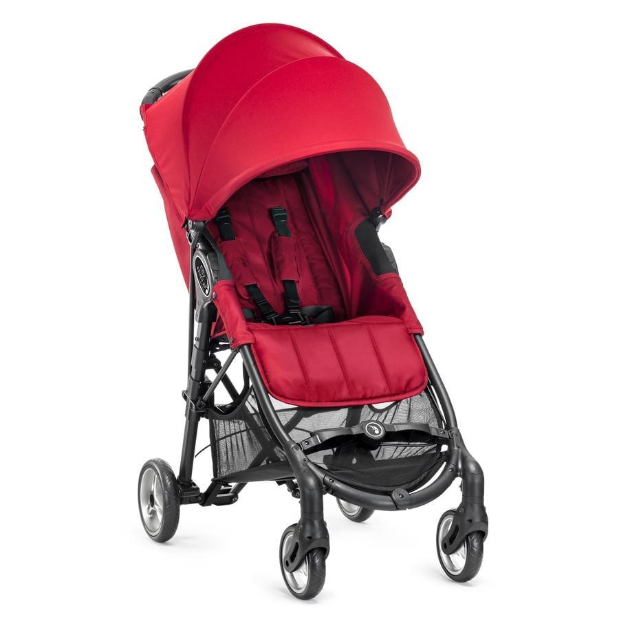 baby jogger Passeggino City Mini Zip red