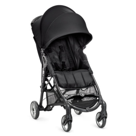 Baby Jogger Sittvagn City Mini Zip black