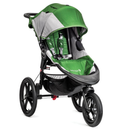 Baby Jogger Sittvagn Summit X3 green / gray