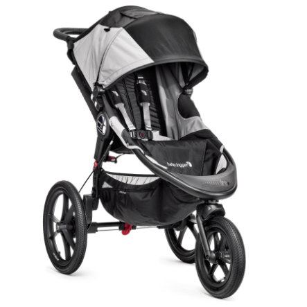 Baby Jogger Summit X3 black / gray