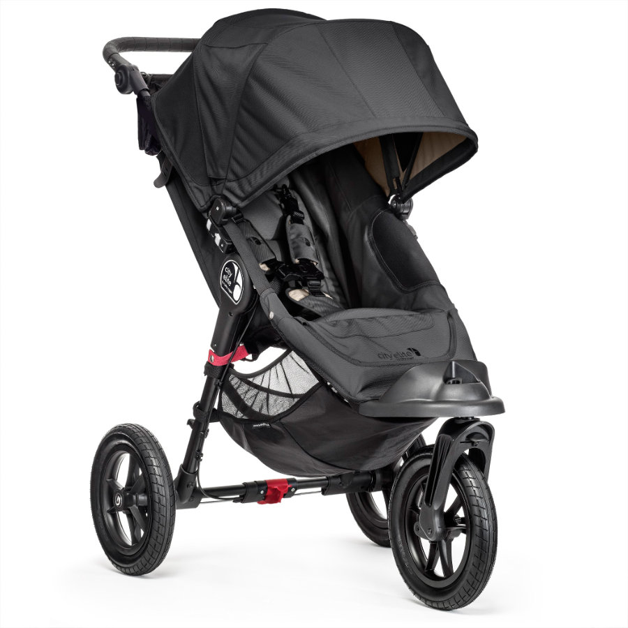 BABY JOGGER Poussette City Elite, black