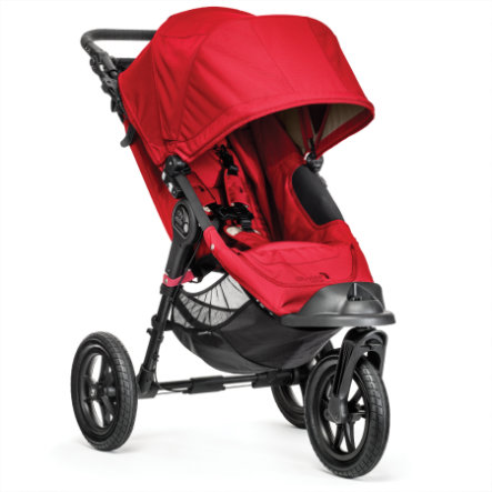 Baby Jogger Sittvagn City Elite red