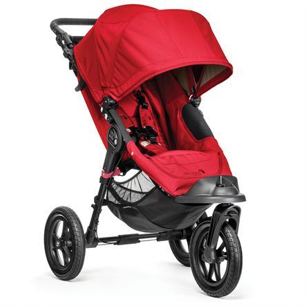 Baby Jogger Sittvagn City Elite red