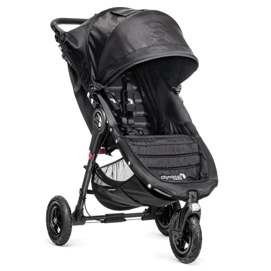 Baby Jogger Sittvagn City Mini GT black / black