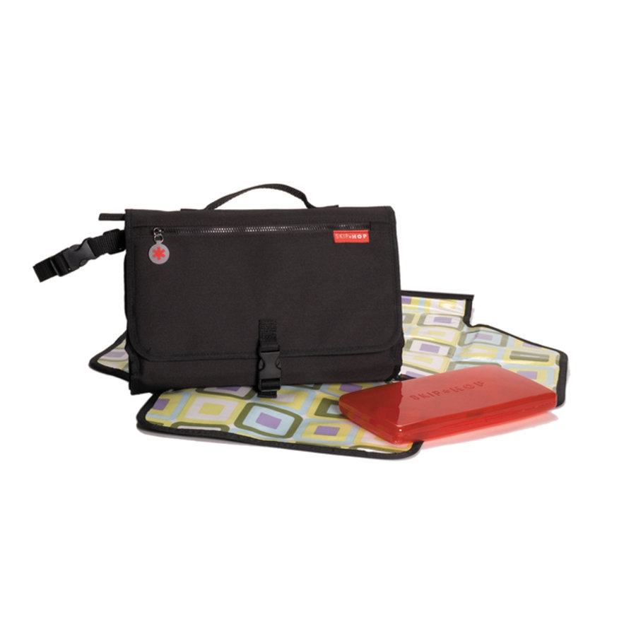 SKIP HOP Pronto Wickeltasche Black