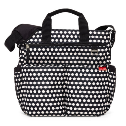 SKIP HOP Duo Deluxe Wickeltasche Signature Connect Dots