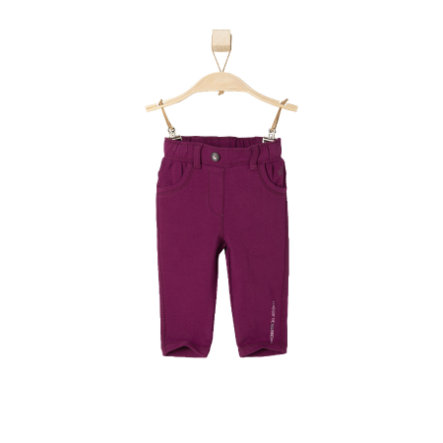 s.OLIVER Girls Mini Hose berry