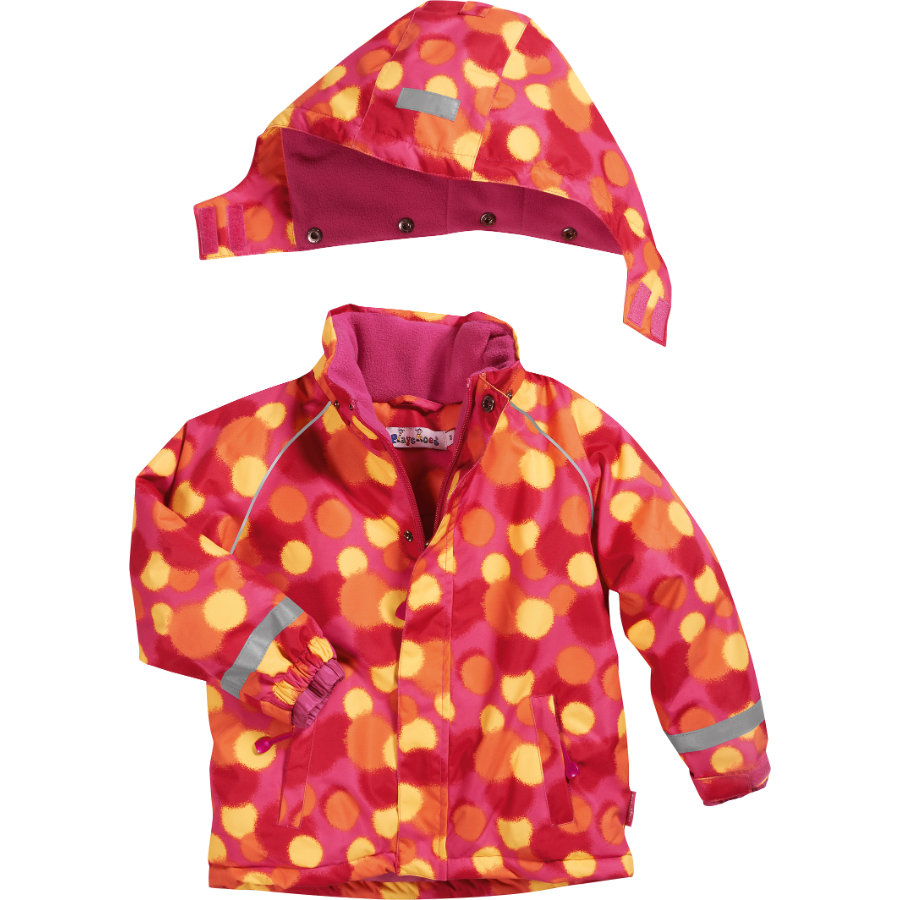 PLAYSHOES Schnee-Jacke allover print