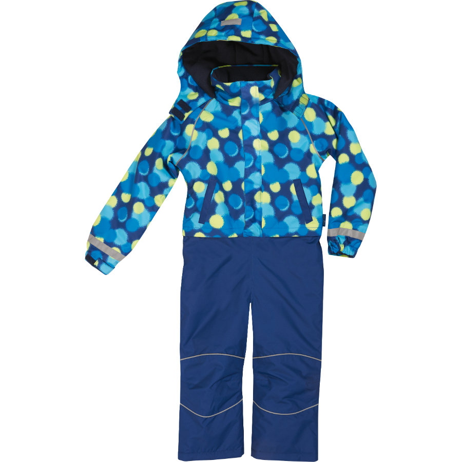 PLAYSHOES Schnee-Overall mit Allover Print