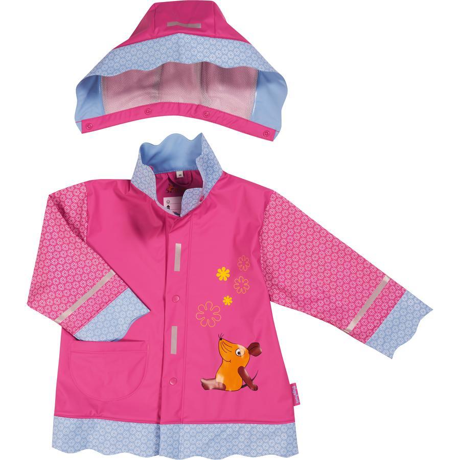 PLAYSHOES Girls Płaszcz przeciwdeszczowy Myszka