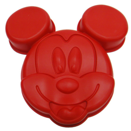 KNORRYTOYS Mickey Mouse Stampo da forno in silicone