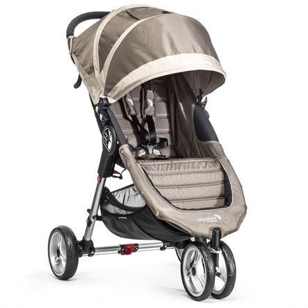 Baby Jogger Wózek spacerowy City Mini 3-kołowy sand / stone