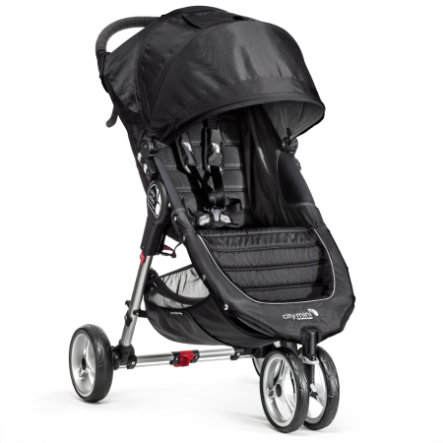 baby jogger Buggy City Mini 3 Rad black