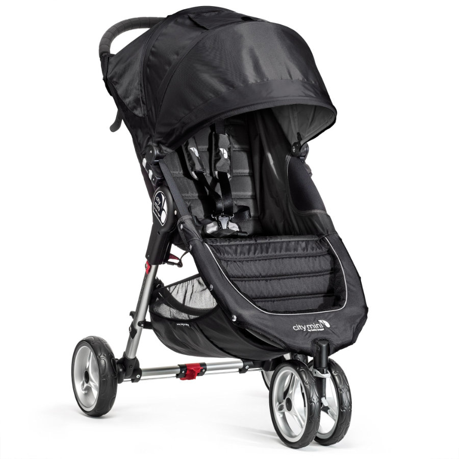 Baby Jogger Buggy City Mini 3 wheeler black