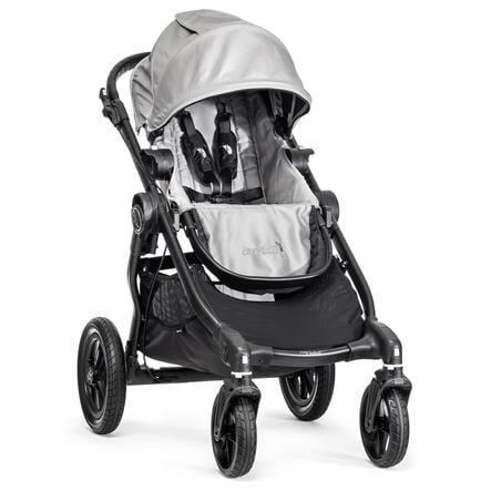 baby jogger Passeggino city select® 4 ruote silver