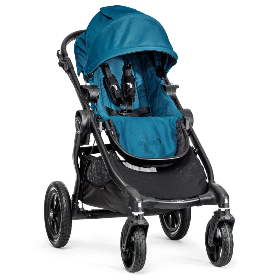 BABY JOGGER Poussette sport City Select 4 roues, teal