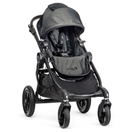 baby jogger Passeggino city select® 4 ruote black / denim