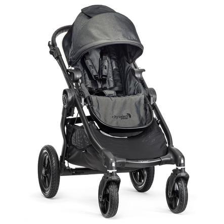 BABY JOGGER Poussette sport City Select 4 roues, black/denim