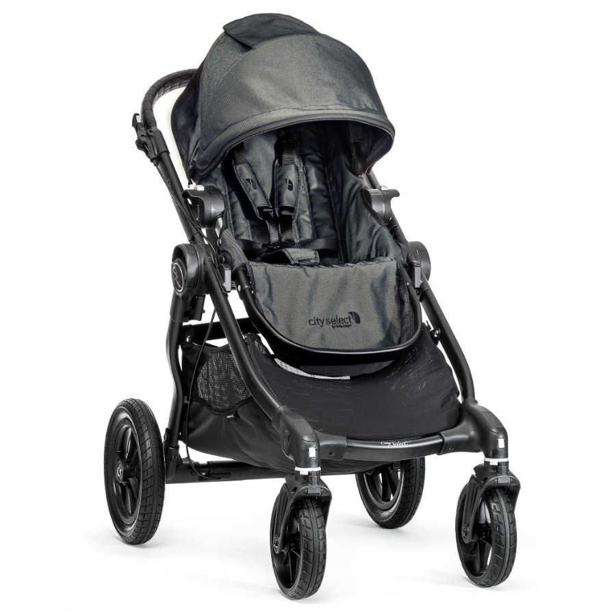 Baby Jogger City Select 4-Wheel black / denim