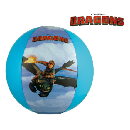 HAPPY PEOPLE Ballon gonflable Dragons, env. 33 cm
