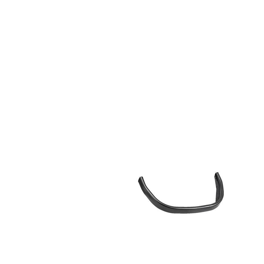 Baby Jogger Select tweede zitje met adapter silver