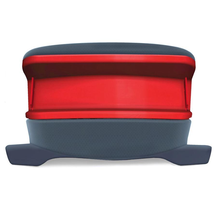 STORCHENMÜHLE Rivestimento di ricambio per cuscino di sicurezza per seggiolino auto IS grigio