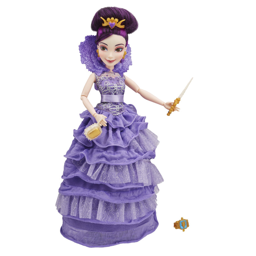 HASBRO Disney Descendants Villains Coronation Mal
