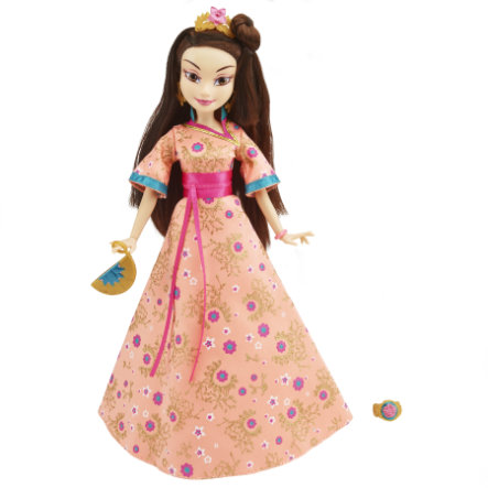 HASBRO Disney Descendants - Lonnie en tenue de bal