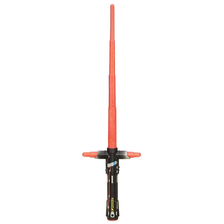 HASBRO Star Wars™ Episode VII Le Réveil de la Force - Sabre-laser télescopique de Kylo Ren