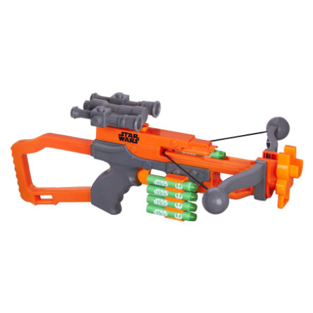 HASBRO Star Wars™ Nerf Episode VII - Chewbacca Bogenspanner