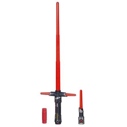 HASBRO Star Wars™ Episode VII The Force Awakens Kylo Ren Deluxe Elektronisk ljussabel