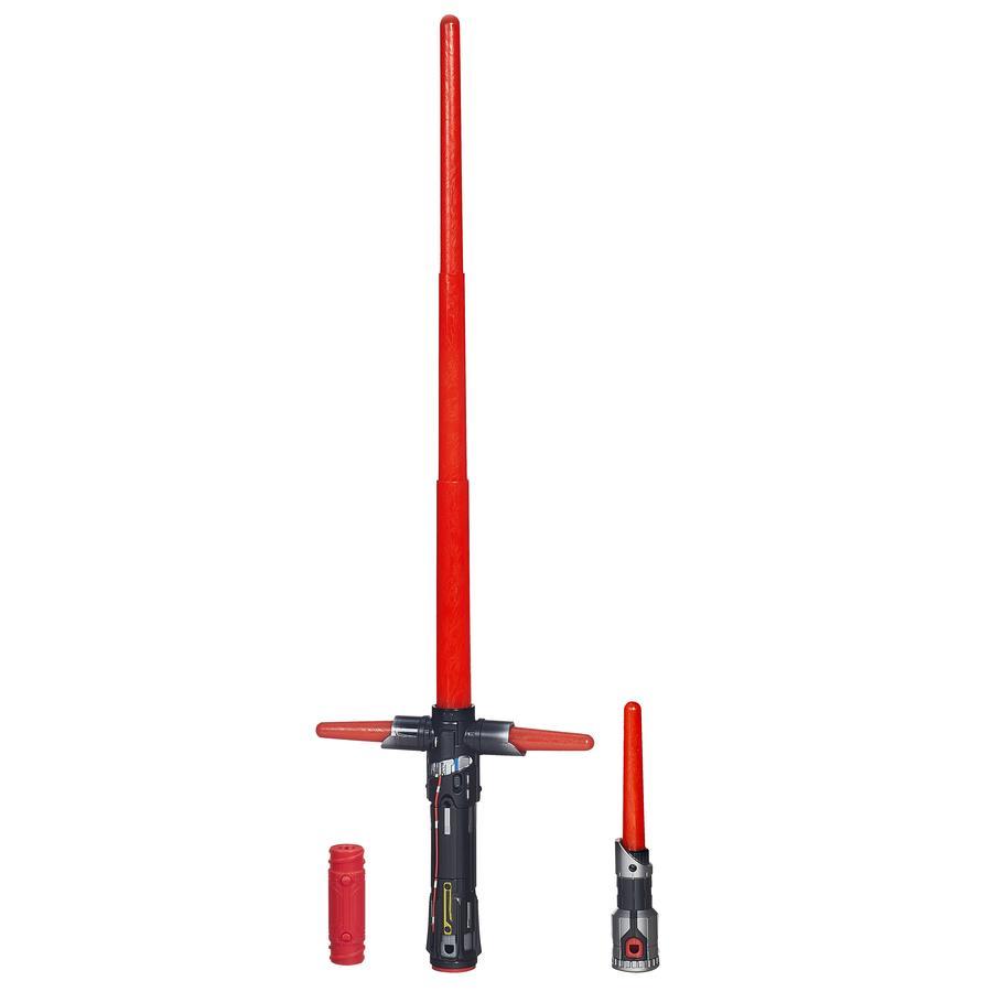 HASBRO Star Wars™ The Force Awakens - Kylo Ren, elektroninen valomiekka