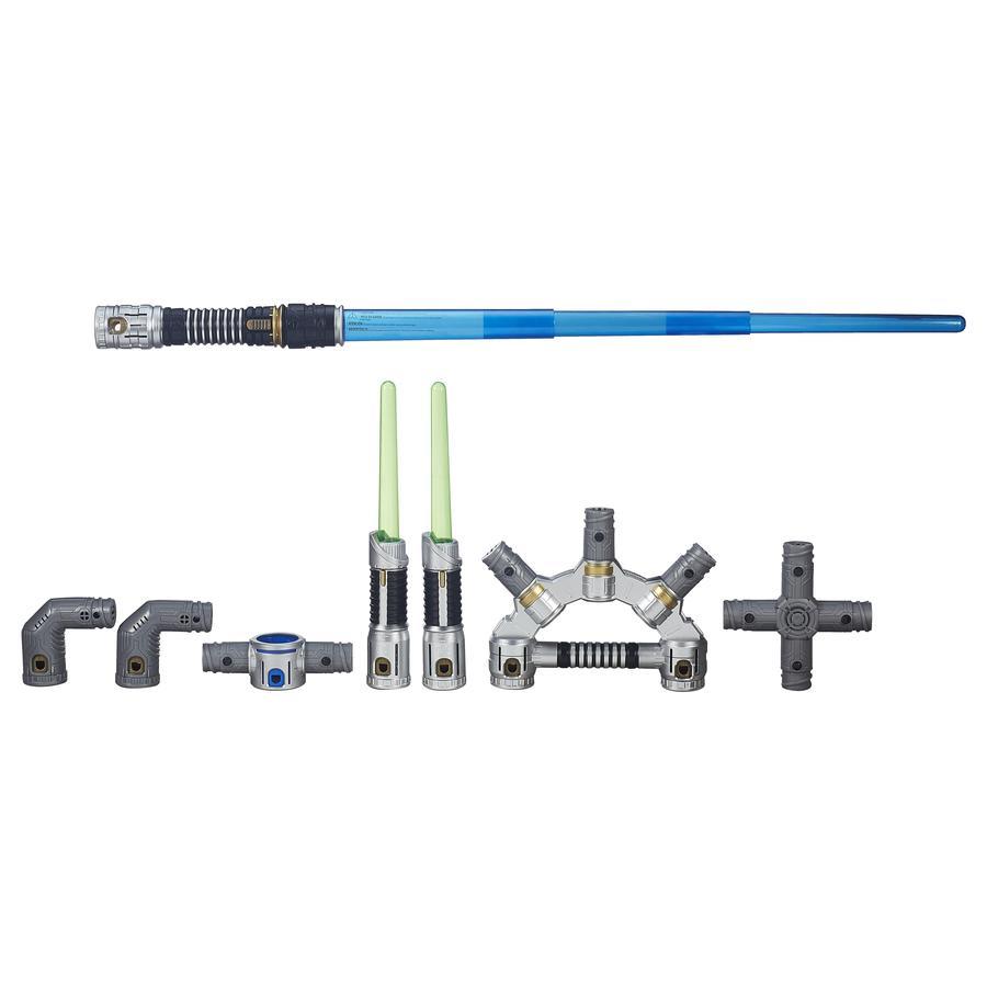 HASBRO Star Wars™ Episode VII BladeBuilders Jedi Master ljussabel