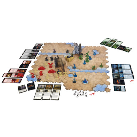 Hasbro Magic The Gathering - Das Brettspiel