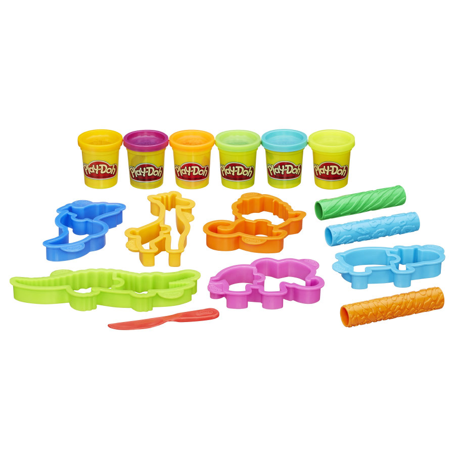 Play-Doh Safari Knetwelt