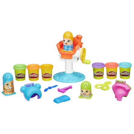 Play-Doh Kolorowy salon fryzjerski