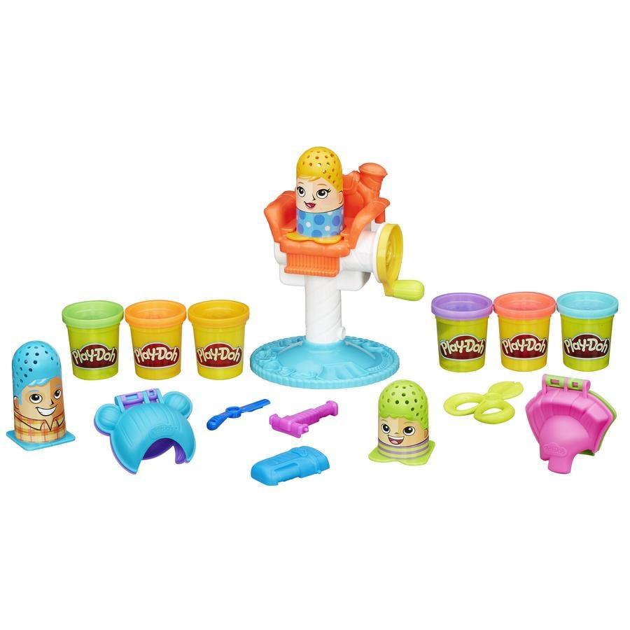Play-Doh Färgglat frisör-set