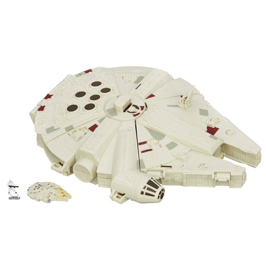 HASBRO Star Wars™ Episode VII The Force Awakens - Micro Machines Millennium Falcon Speelset