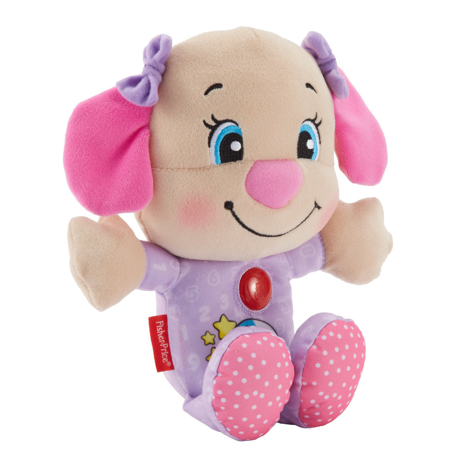 FISHER PRICE Laugh & Learn Nighttime Puppy