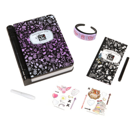 Zapf Creation Project Mc² - Tagebuch