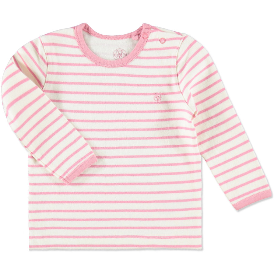MARC O`POLO Girls Mini Longsleeve stripe rosé